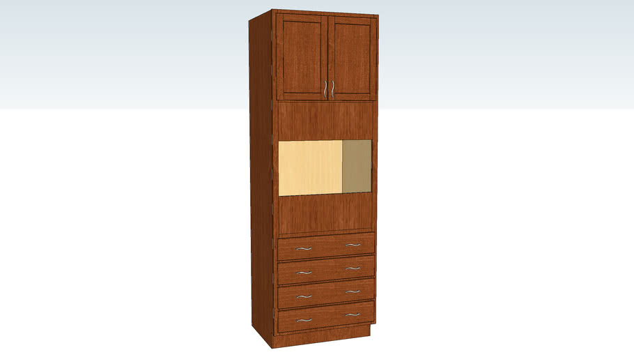 Oven Cabinet Universal