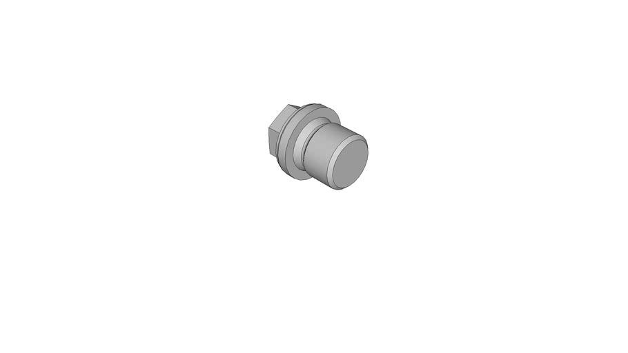 0430003601 Hexagon head screw plugs DIN 910 M14x1.5