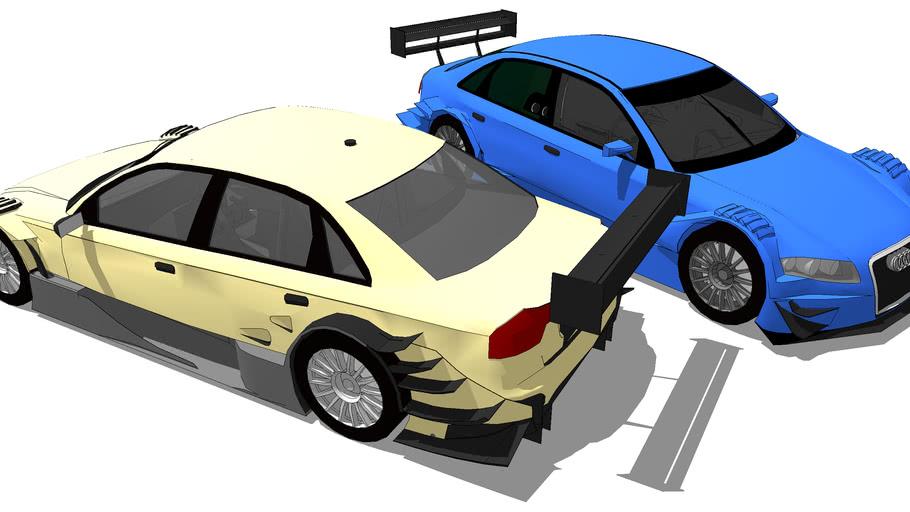 Vehicles - Audi A4 B7 DTM 2007