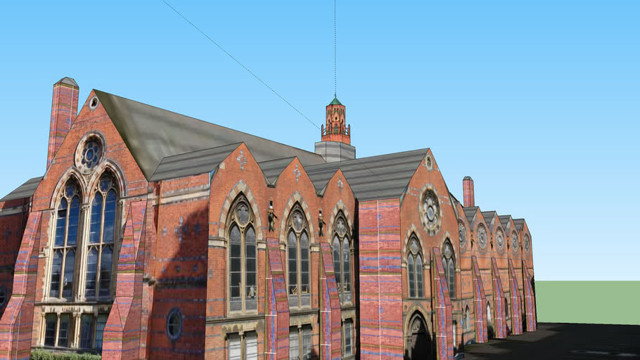 Old (Lynn) Library - Queens University, Belfast