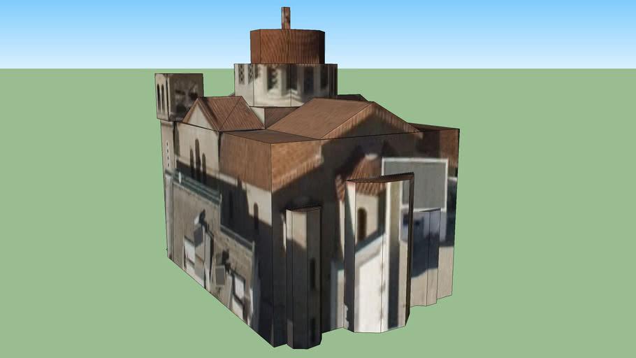 """Ιερός ναός """"Αγία Τριάδα"""", Αμπελοκήπων, Αθήνα, Ελλάς"""