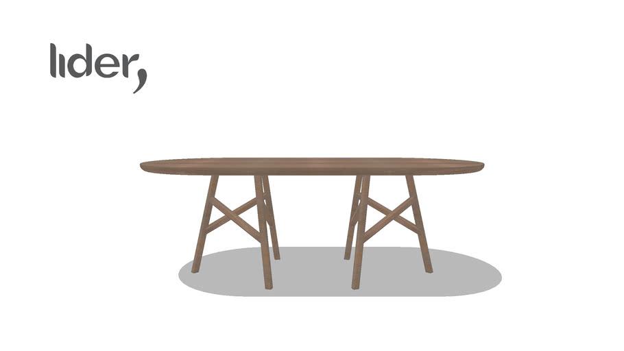Mesa de jantar Ciata