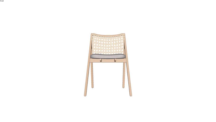 Cadeira Tela Tauari - 055x054x080 - Studio Ambientes