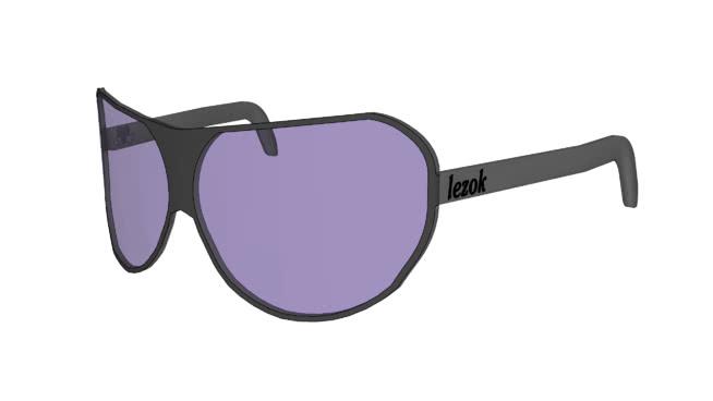 Óculos, Glasses 3D