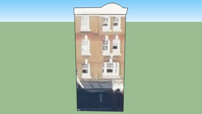 Building in Camden, London W1T 1TD, UK