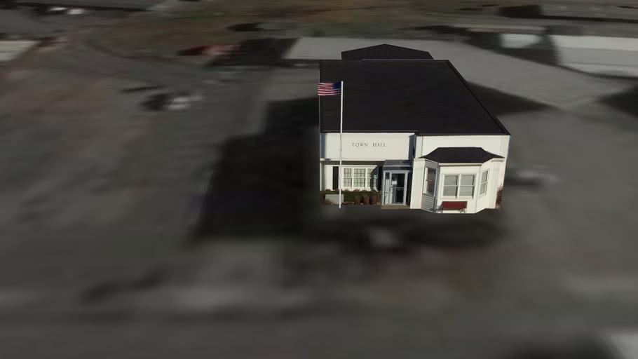Town Hall - Rogersville (old)