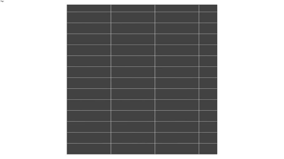 ROCKIT3D   Tiles 0010 glossy (60x15 cm)