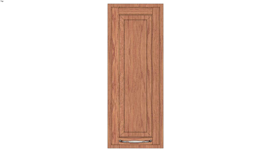 Wall Single Door 39H