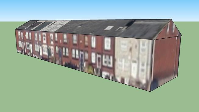 Building in Leeds District, UK
