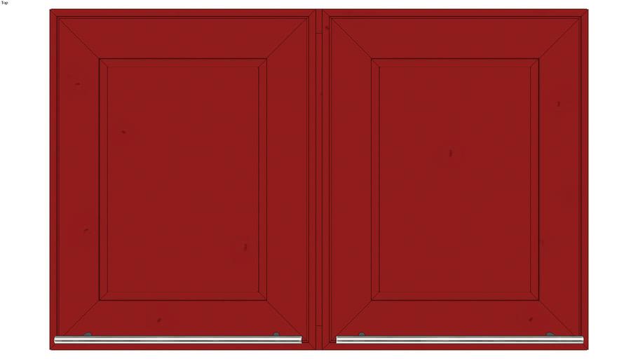 Wall Double Door 21H