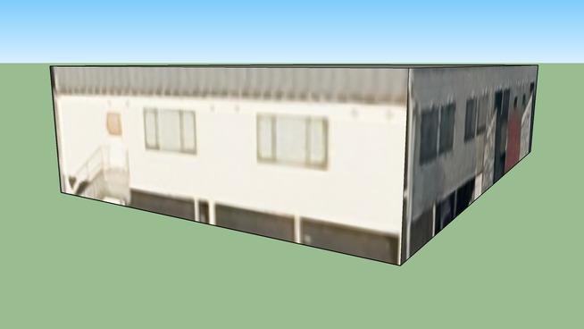 Building in 西七条赤社町, Shimogyō Ward, Kyōto City, Kyōto Prefecture, Japan