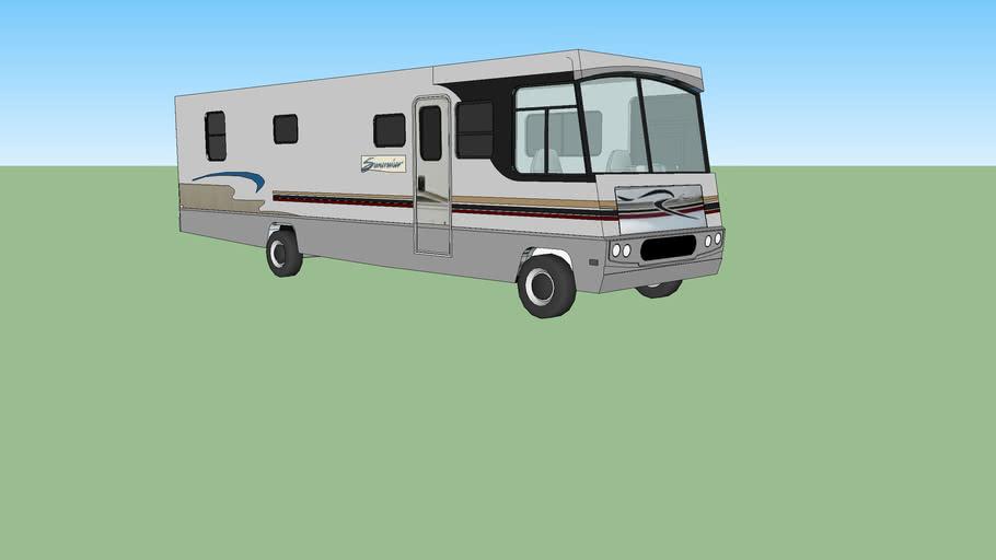 2000 Itasca Suncruiser (Class A-gas motorhome) RV
