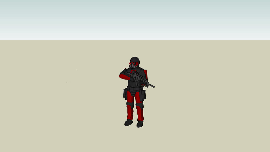 NOD Light infantry