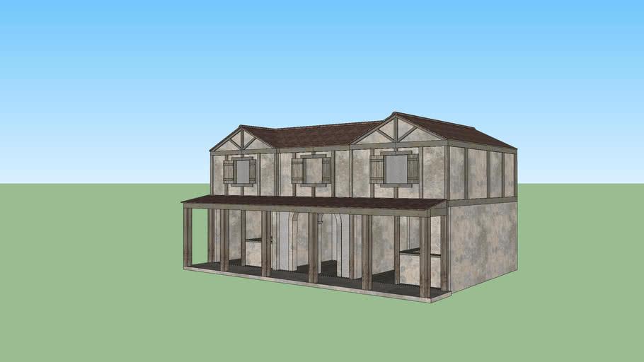 Roman House 1