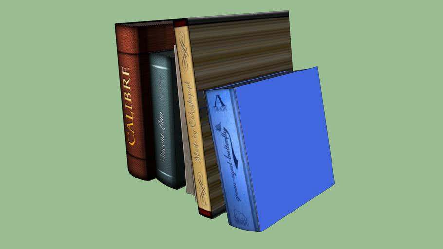 Books like calibre