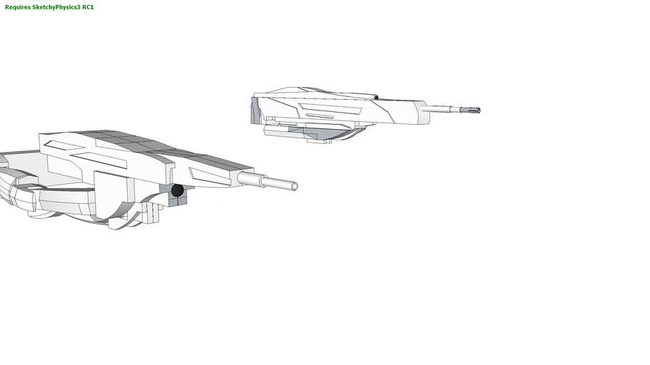 Sketchyphysics mech weapons