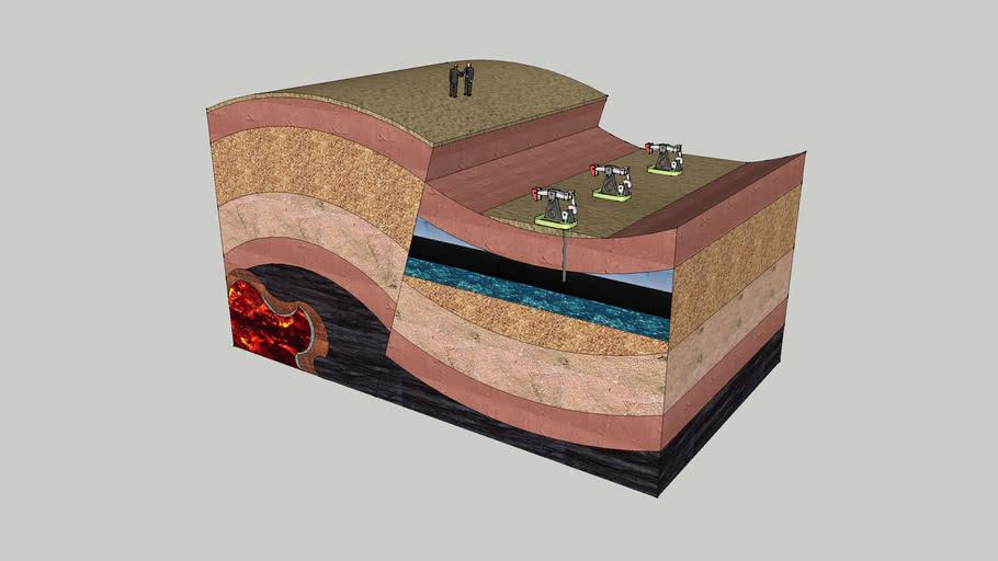 Falha Geológica