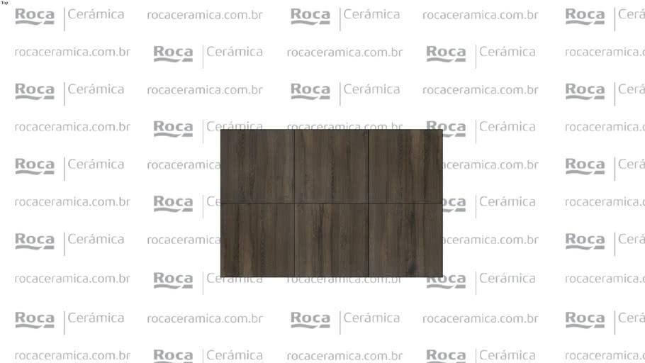 ROCA - PP DECK PIEMONTE ROBLE ABS90X90R