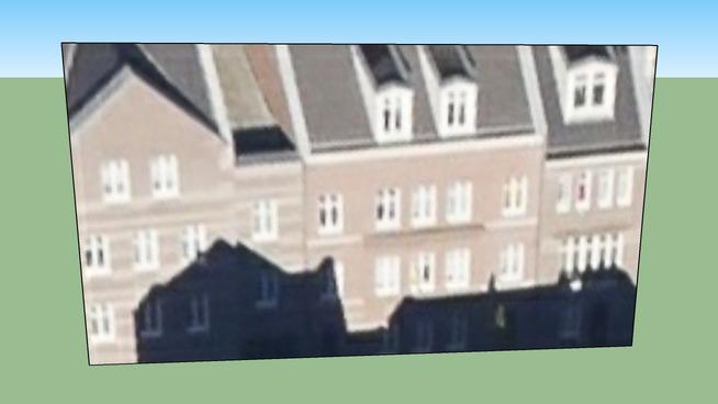Gebouw in Den Haag, Nederland