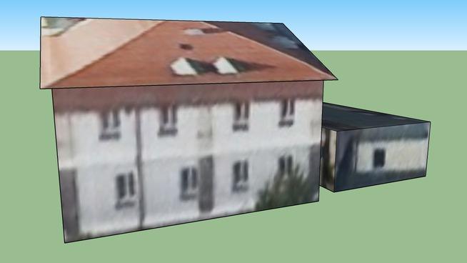 Building in Nuremberg, Germany