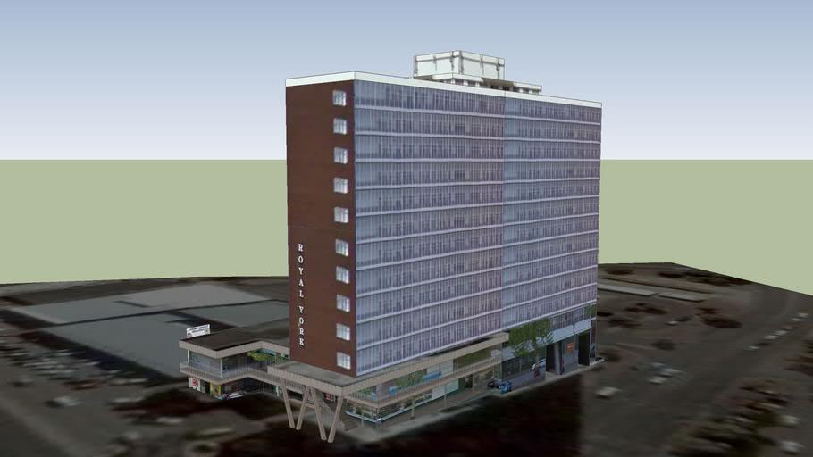 Royal York Apartment Block