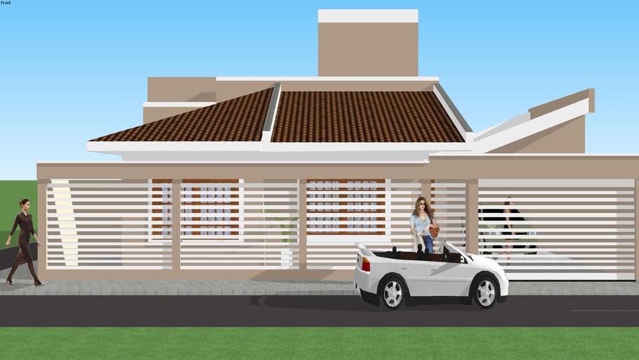 casa conteporania projeto alice