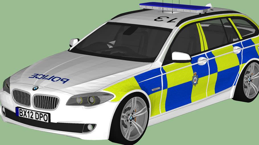 West Yorkshire Police BMW 530d