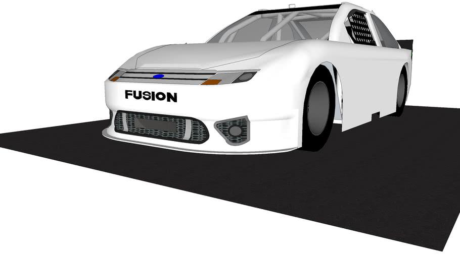 2012 nascar ford fusion