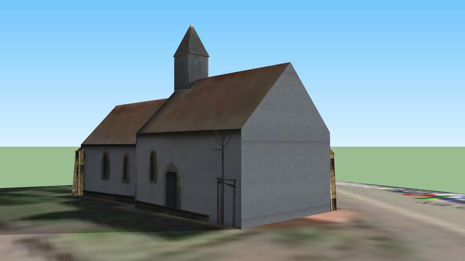 Clemenskapelle in Eisenach