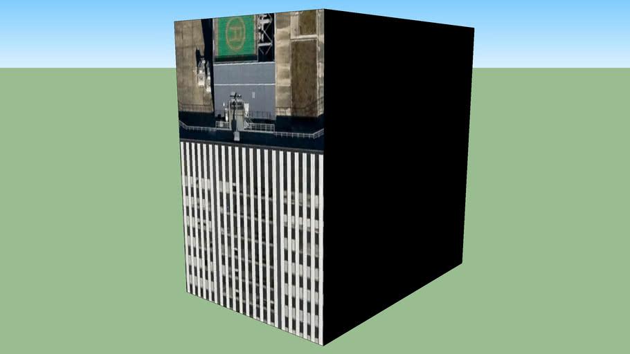 Bâtiment situé 〒140-8721