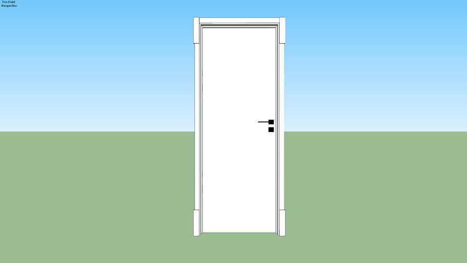 Door - simple