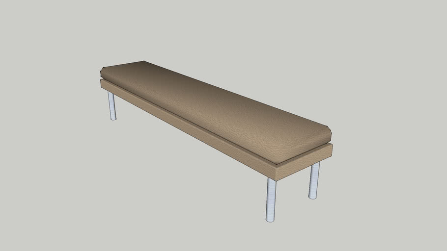 Custom Bench Decoro 360 #001