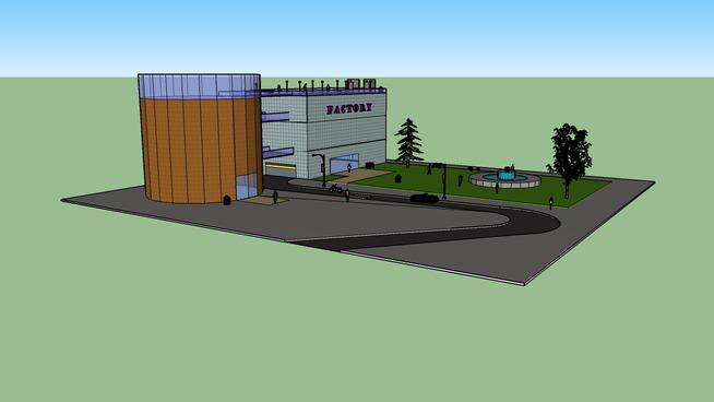 centro comercia factory