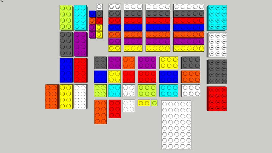 Lego basic elements