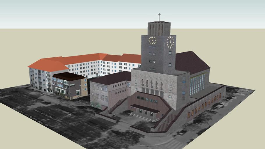 Umgewandelte alte Bugenhagenkirche (Hamburg)