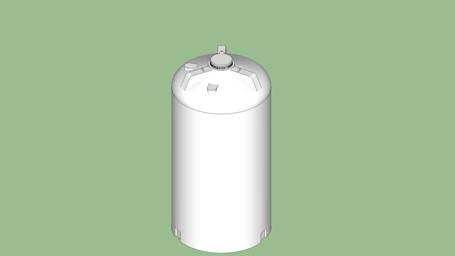 Storage Tank 16200 Liters