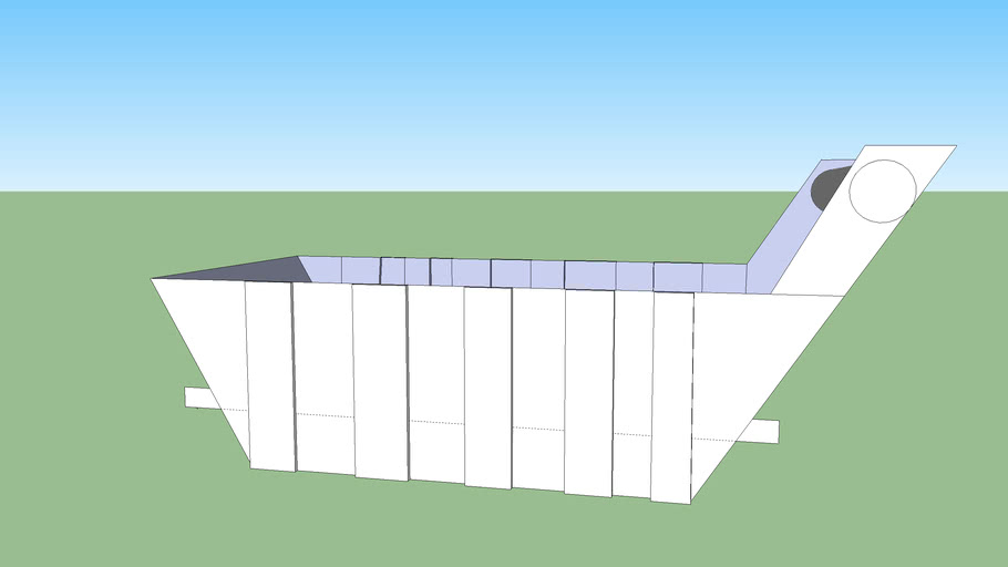 1/50 scale bedding box