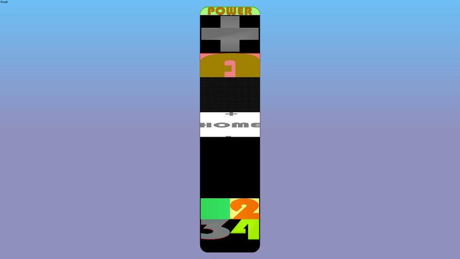 Endominium Generic Wii Remote