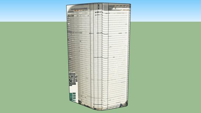 Building in 〒105-7011