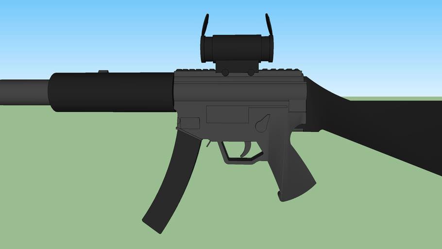 mp5 sd5 laser sight