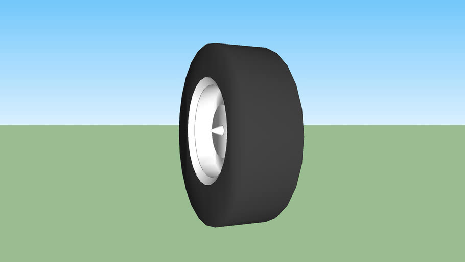 Low Polygon tire