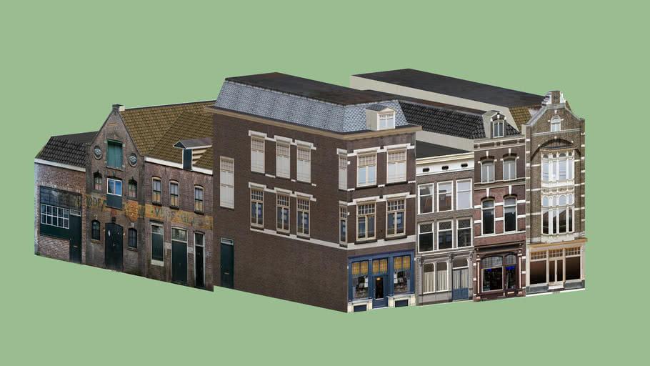 1935 3haringenplaats/Rijnstraat