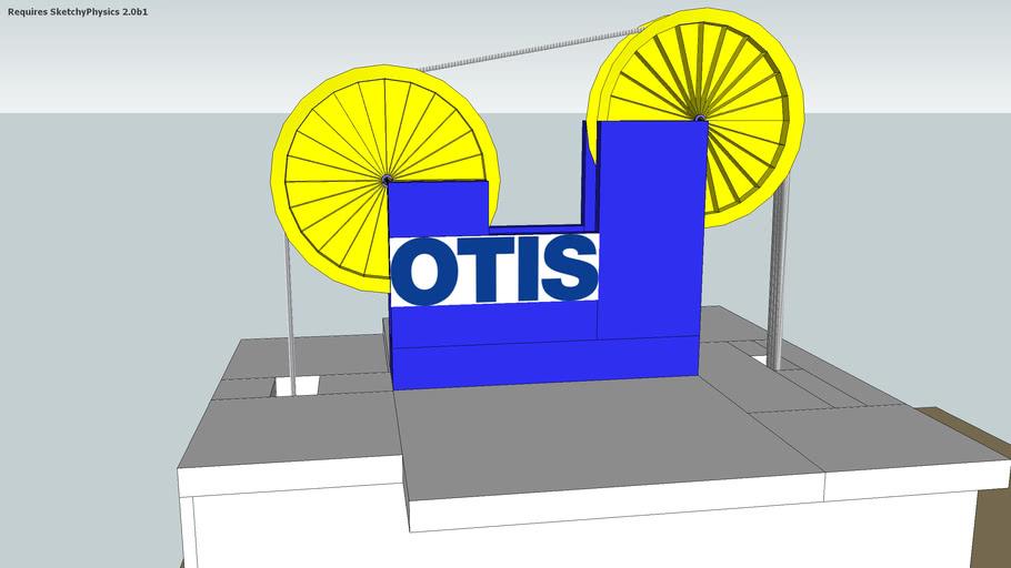 Otis Elevator Motor SketchyPhysics