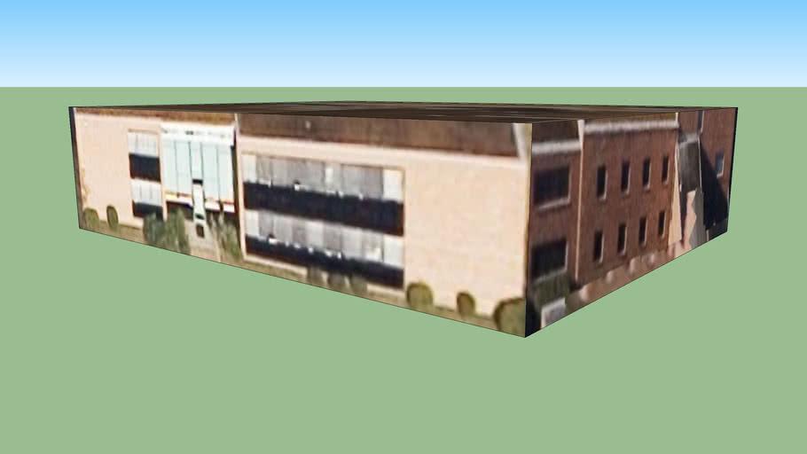 Building in Memphis, TN, USA