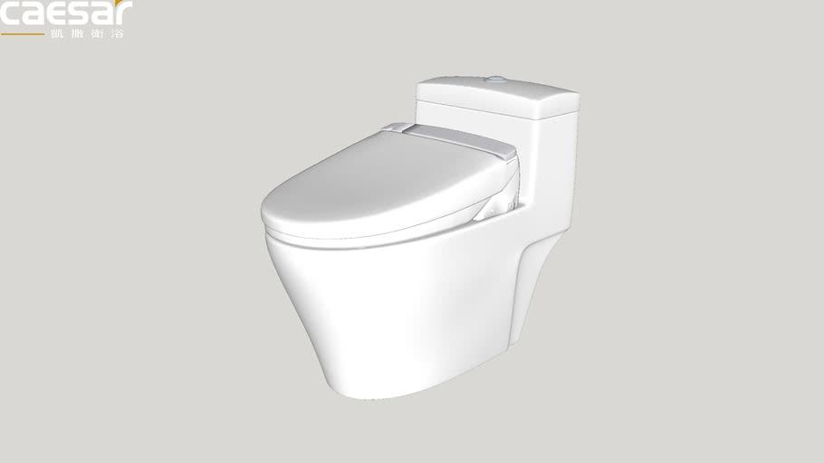 Caesar Toilet C1356