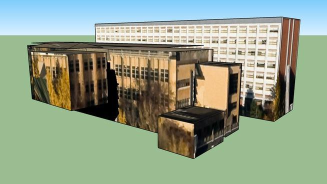 Keio University, Mita, Minato Ward, Tōkyō Metropolis, Japan