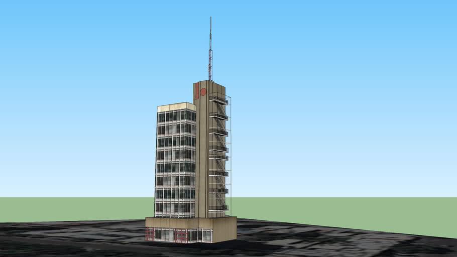 Ministerio de Produccion Building - Viedma