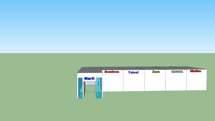 centro camercial