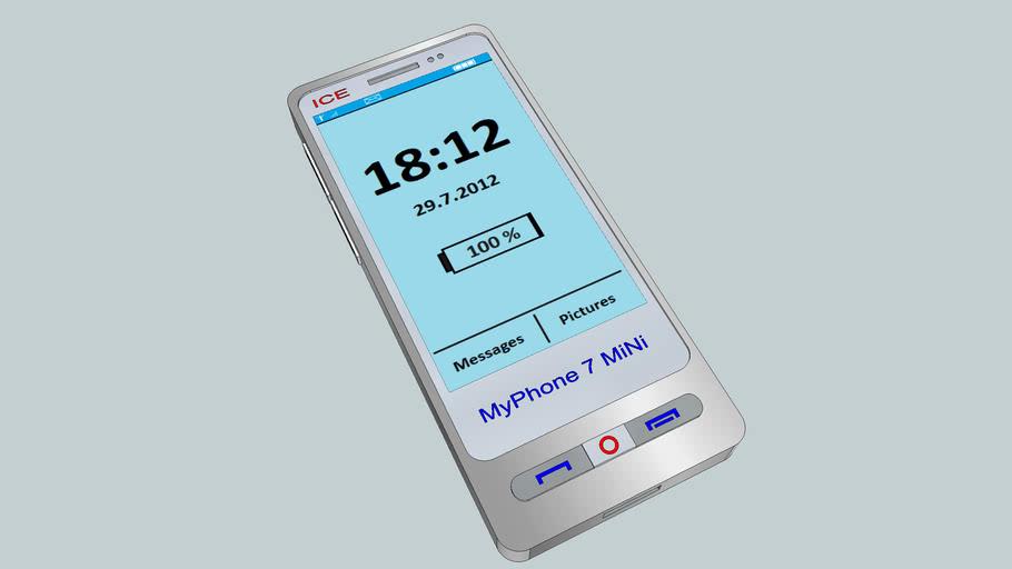 ICE MyPhone 7 MiNi (Series III)