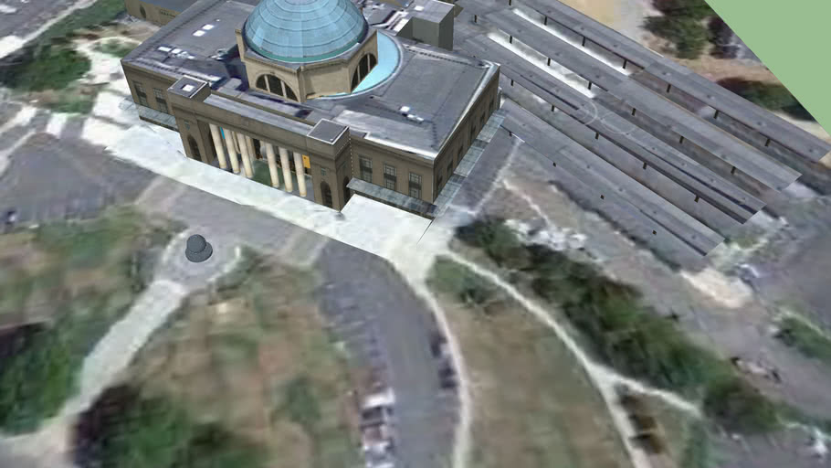 The Science Museum of Virginia (Broad Street Station)